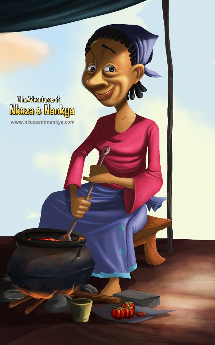 Grand_ma_Nkoza_and_Nankya_TV_Series
